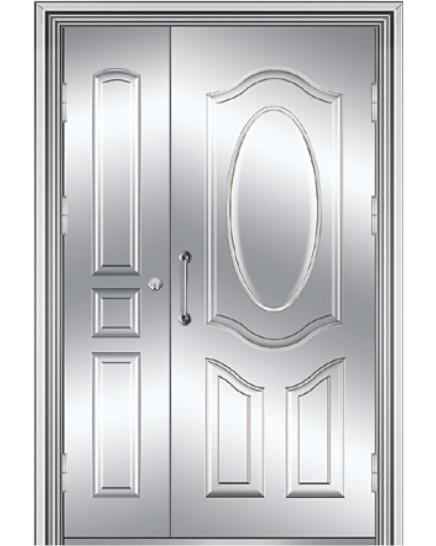 室外不锈钢防盗门 TM-2801