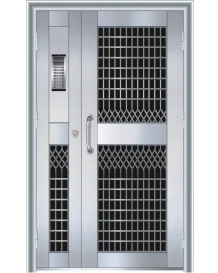 玻璃单元门 TM-2309