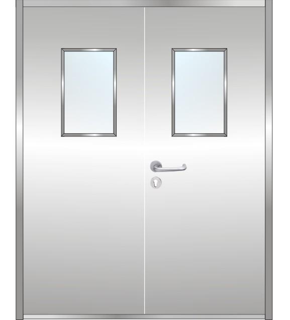 车间不锈钢门 TM-6102