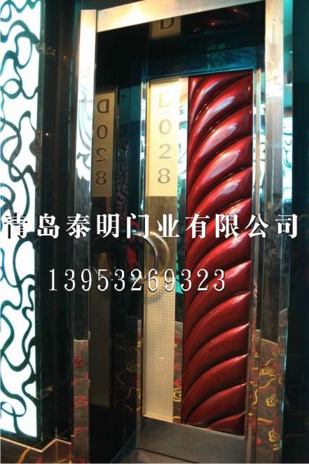 泰明门业 KTV门 TM-5208
