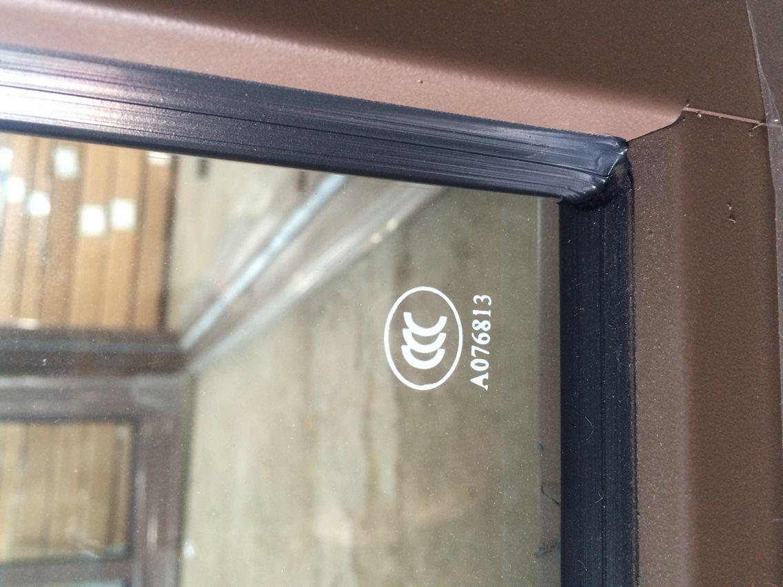 泰明楼宇可视对讲门材质