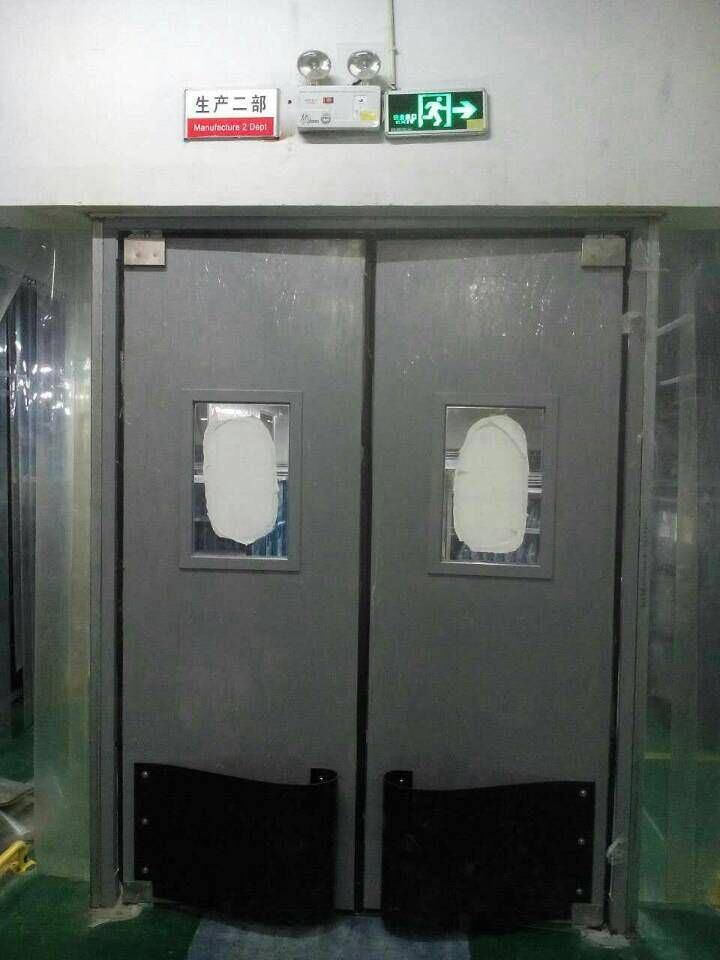 TM-9913 喷塑由防撞门