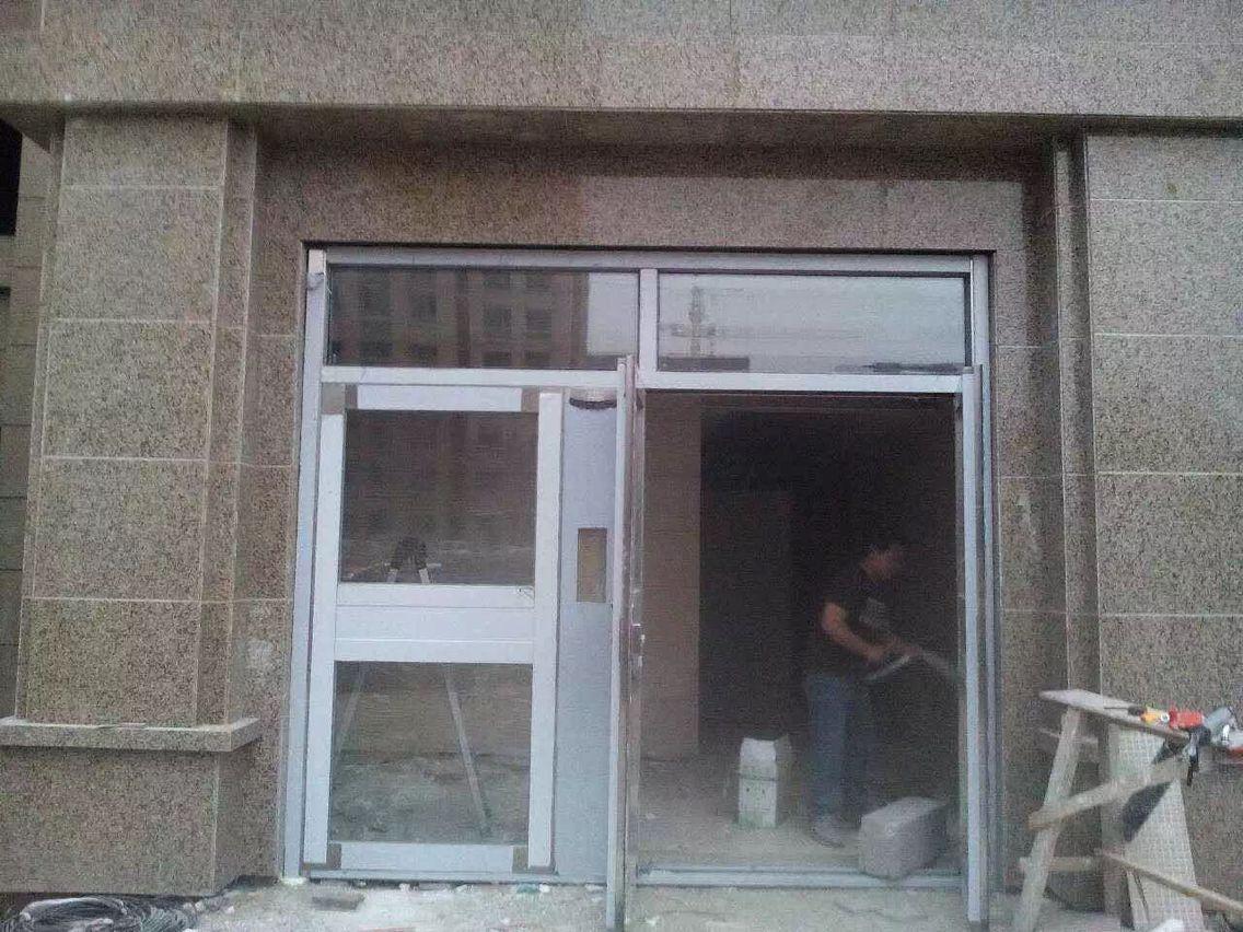 泰明 TM-2103 小区单元楼宇门实拍图片 莱芜世纪城