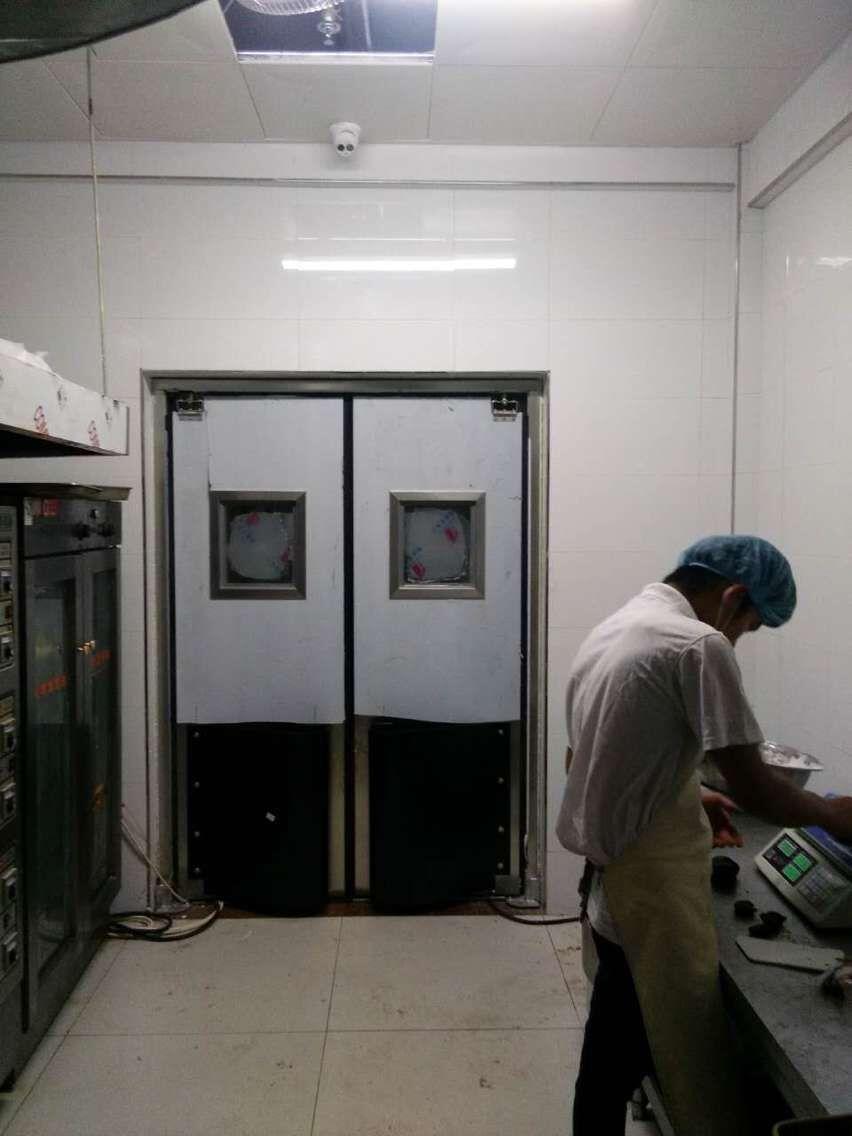 TM-9903 超市自由防撞门