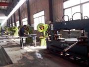 泰明门业生产过程中检验