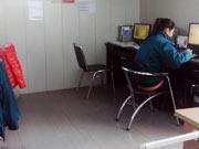 泰明门业技术部办公室