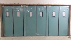 自由防撞门成功案例-大商集团抚顺顺城新玛特有限公司