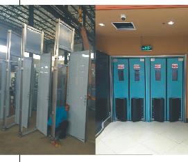 【辽宁】不锈钢门厂家,他们都优先选购青岛泰明不锈钢门