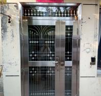 【青岛】台子沟 个人庭院不锈钢入户门安装案例