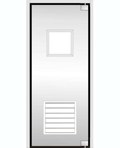 304yabo亚博体育app下载自由防撞门 TM-9910