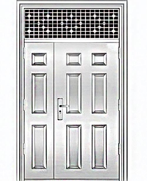 不锈钢防盗门 TM-2802