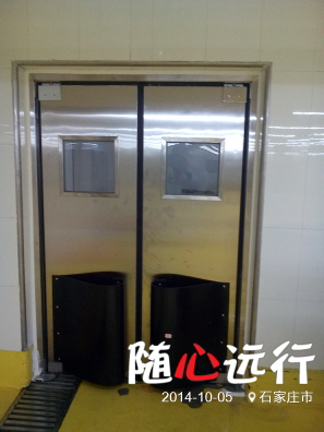 食品厂自由防撞门 TM-9901