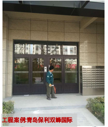 TM-4401 青岛楼宇对讲门