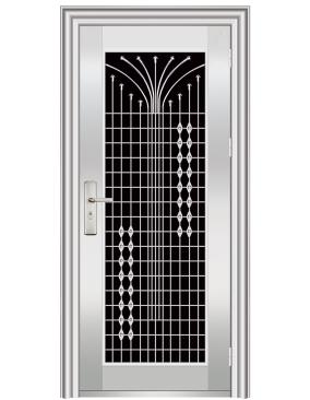 不锈钢玻璃单门 TM-1314