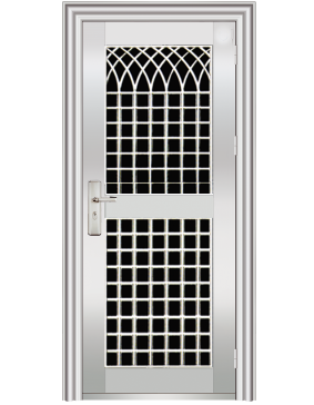 不锈钢玻璃单门 TM-1319