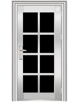 不锈钢单门 TM-6106