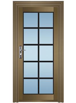 喷塑玻璃门  TM-6305