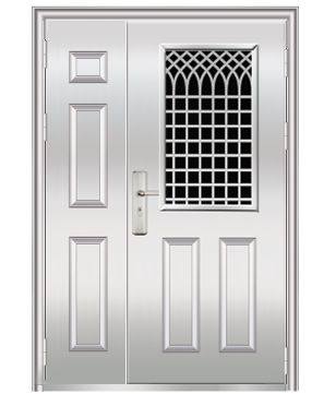不锈钢门防盗门 TM-2002