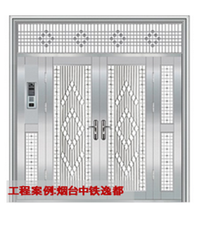 楼宇对讲门 TM-4302