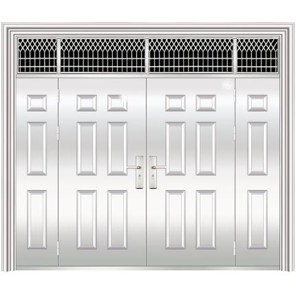不锈钢防盗门 FD-1003