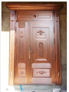 铜门 TM-6016