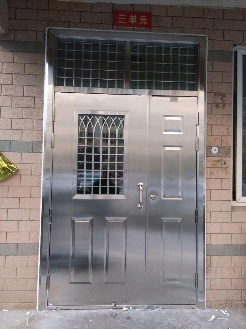 小区单元门 TM-2402