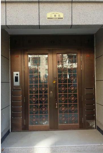 别墅单元门