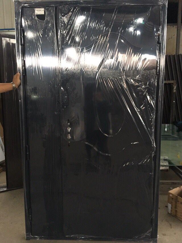 镀锌喷塑学校门|办公室门 教室门 002