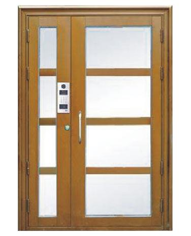 钢质单元门  TM-7302