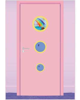 幼儿园教室门 学校专用门