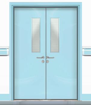 结合医院门 医院专用门病房门 001