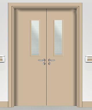 中心医院钢质门  医院专用病房门003