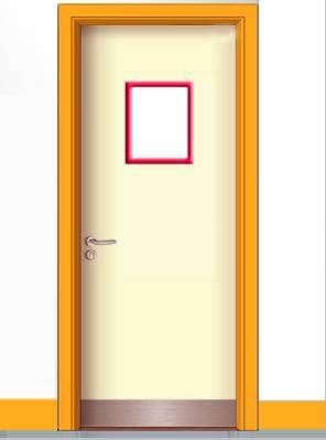 早教中心教室门