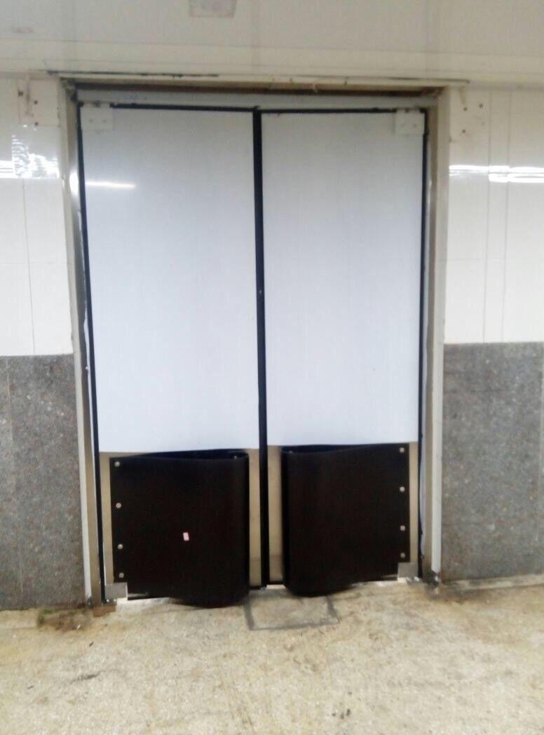 仓库不锈钢防撞门 TM-9905
