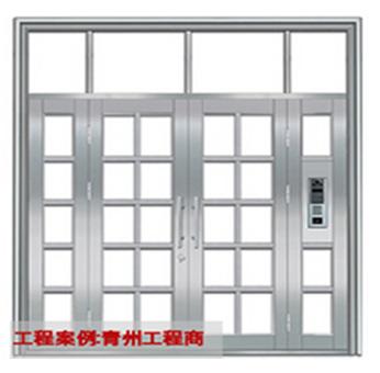 304不锈钢单元门 TM-4201
