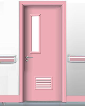 钢质医院门 卫生间专用门 009