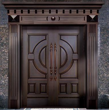 铜门 TM-6010